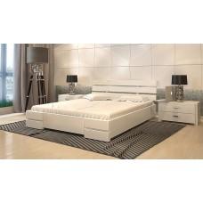 Деревянная кровать «Дали»