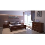 Деревянная кровать «Глория»