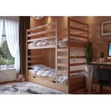 Деревянная кровать-трансформер «Эля»