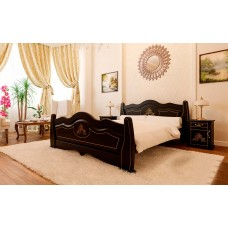 Деревянная кровать «Мальва»