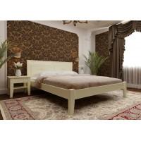 Деревянная кровать «Майя» низкое изножье