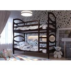 Деревянная кровать-трансформер «Наутилус»