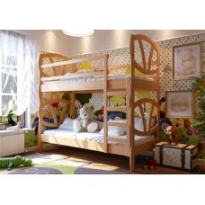 Деревянная кровать-трансформер «Виктория»