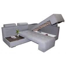 Угловой диван «Bridge» с подголовниками