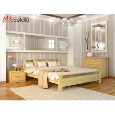 Деревянная кровать «Афина»