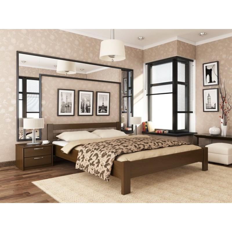 Деревянная кровать «Рената»