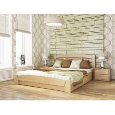 Деревянная кровать «Селена-Аури»
