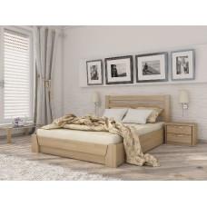 Деревянная кровать «Селена»