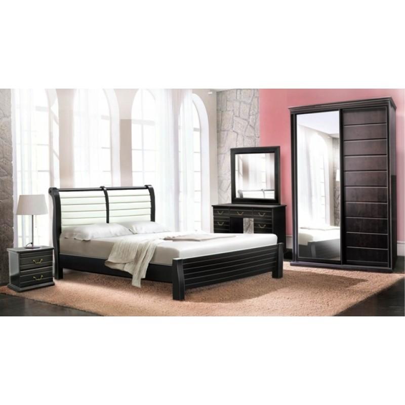 Деревянная кровать «Адель-М»