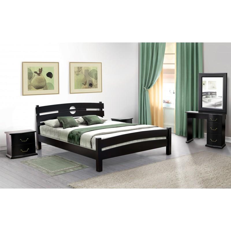 Деревянная кровать «Акира»
