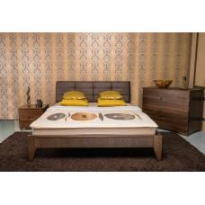 Деревянная кровать «Дели»