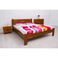 Деревянная кровать «Айрис» без изножья