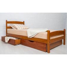 Деревянная кровать «Лика»