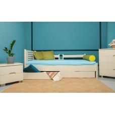 Деревянная кровать «Марго люкс» с ящиками